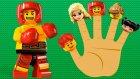 Boksör Lego Finger Family Şarkısı