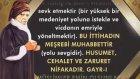 Bediüzzaman Hazretleri İttihad-ı İslam'ın en büyük farz vazifesi olduğunu şöyle anlatmaktadır: