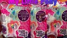 My Little Pony Sürpriz Paketleri (Applejack,Firecracker Burst,Cherry Spices)