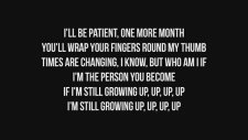 Macklemore Growing Up ft.(Ed Sheeran) Lyrics