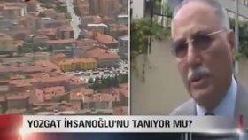 Yozgat Halkına Ekmeleddin İhsanoğlu'nu Sormak