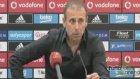 Abdullah Avcı: 'Beşiktaş hak ederek bir galibiyet aldı'