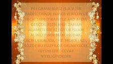 İmam Rabbani Hazretleri Hz. Mehdi (as)'ın hicri 1400'de çıkacağını bildirmiştir