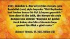 Kütüb-i Sitte'de Hz. Mehdi (a.s) ve Hz. İsa (a.s)