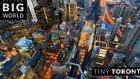 Optiğin Büyülü Dünyası Tilt Shift ile Minyatür Toronto
