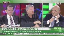 Özbek'ten Canlı Yayında Denayer Gafı