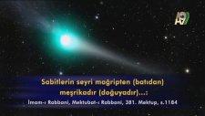 Peygamberimiz (sav)'in bir mucizesi daha gerçekleşti: Lulin Kuyruklu Yıldızı