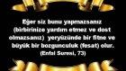Dünyanın aydınlık geleceği Türk-İslam Birliği