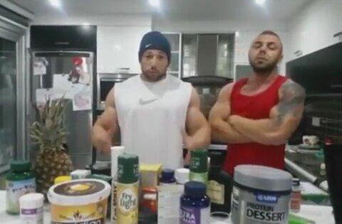 cenk hoca steroid