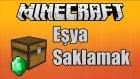 HİÇ BİLİNMEYEN 9 FARKLI EŞYA SAKLAMA YERİ!! - Minecraft İpuçları