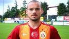 Sneijder: 'Kavga dedikoduları...''