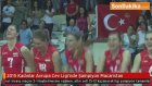 2015 Kadınlar Avrupa Cev Ligi'nde Şampiyon Macaristan