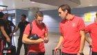 Atletico Madrid'in İstanbul yolculuğu!