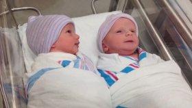 Yeni Doğan İkizlerin Birbirleriyle Kurdukları Telepati