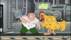 Family Guy - Beyin Yakan Dövüş Sahnesi