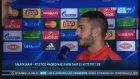 Koke'den Galatasaray açıklaması