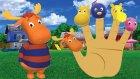 Backyardigans Finger Family Şarkısı