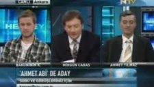 İnci Sözlük - Ahmet Abi NTV de