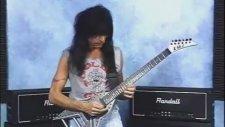 Michael Angelo Batio ile Ultra Hızlı Elektro Gitar Pornosu