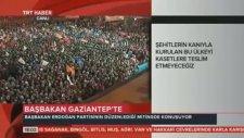 RTE - Gaziantep Mitinginde Berkin Elvan Açıklaması