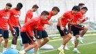 Atletico Madrid'de Galatasaray maçı hazırlıkları tamamlandı
