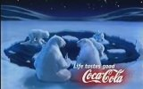 CocaCola Reklamı Kutup Ayıları  2002