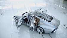 Mercedes' ten Fütürizmin Dibi Konsept