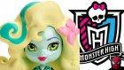 Monster High Oyuncak Bebek Lagoona Blue Vinil Figür & Hediyeli Dergi Açımı