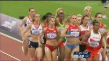2012 Yaz Olimpiyatları Kadınlar 1500 metre Finali (BBC Sport)