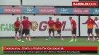 Hamza Hamzaoğlu, Atletico Madrid Denayer ve Hakan Balta'ya Görev Verdi