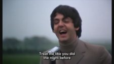 The Beatles - The Night Before (HD)