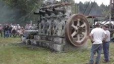 1936 Fairbanks Morse Model 32D Gemi Motoru