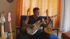 Asım Can ''Awesome John '' Gündüz ve Yeni Gitarı: The Dream