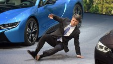 BMW'nin CEO'su Krueger'in Zor Anları