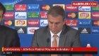 Galatasaray, Atletico Madrid'e 2-0 Yenildi
