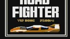 Road Fighter Atari Salonu Versiyonu