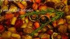 10 Numara Mutfak Fırında Kök Sebze