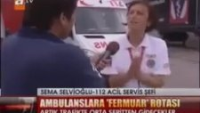 Ambulanslarda Fermuar Sistemi