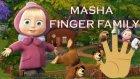 Masha Ve Ayı Finger Family Şarkısı