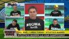 Arda Turan Serbest Vuruş'a Konuştu...