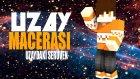 Minecraft Uzay Macerasi Bolum 2-Moda Giris!!!