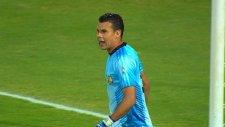 Osvaldo Cabral kalesini gole kapattı