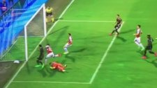 Pivaric, Arsenal ağlarını böyle havalandırdı