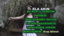 Ela Akın'ı Esefle Kınıyoruz - Funda Kasetçilik