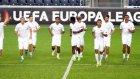 Molde Fenerbahçe maçının son çalışmasını yaptı