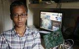 Yaptığı Saat Bomba Sanılan Müslüman Öğrenci Göz Altınması