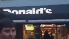 Mc Donalds'dan Kuru Fasülye İstemek