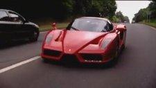Aynı Anda Ferrari Enzo ve Mc Laren F1 LM Almak