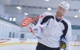 Buz Hokeyi Oyuncuları Vs Drone