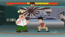Family Guy - Street Fighter